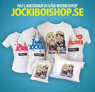 Jocke Och Jonna T Shirt