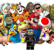 how well do you know SuperMarioLogan characters
