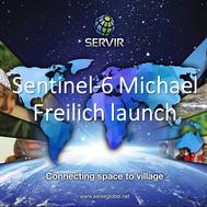 SERVIR - Michael Freilich launch party