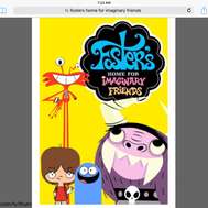 How Much Do You Know Foster's Home For Imaginary Friends?