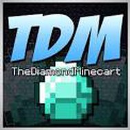 The diamond minecart quiz