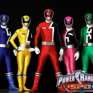 power ranger S.P.D