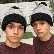 Lucas and Marcus Dobre
