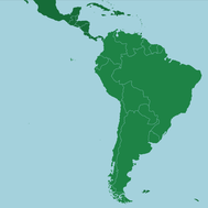 Sydamerika Huvudstäder