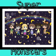 Super Monsters Quiz