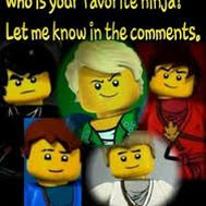 Who is your ninjago boyfriend