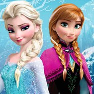 """Are you Anna or Elsa from """"Frozen """"?"""