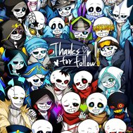 Which Sans Would You Hang Out With?
