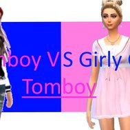 Are you a tomboy or a girly girl