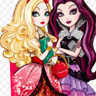 Are you a royal or a rebel? (Ever After High)